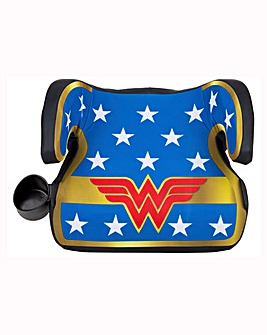 Kids Embrace Backless Booster Seat Group 3 - Wonder Woman