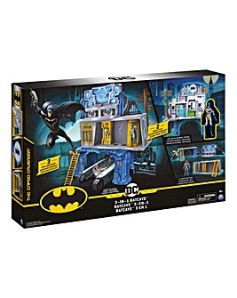 DC Batman Batcave Mission Playset
