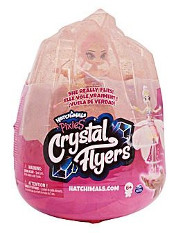 Hatchimals Pixies Crystal Flyers - Pink