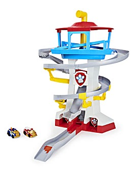 Paw Patrol True Metal Die Cast Adventure Bay Rescue Playset