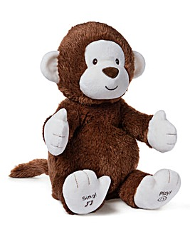 Gund Clappy the Animated Monkey