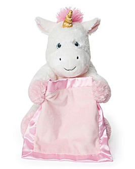 Gund Peek-A-Boo Unicorn 10