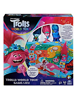 Trolls Musical Journey Game