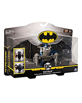 DC Deluxe 4 Batman with Transforming Armour