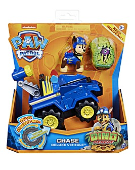 Paw Patrol Dino Rescue Deluxe Vehicles Chase