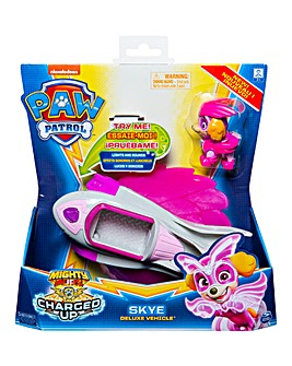 Paw Patrol Mighty Pups Vehicle Skye