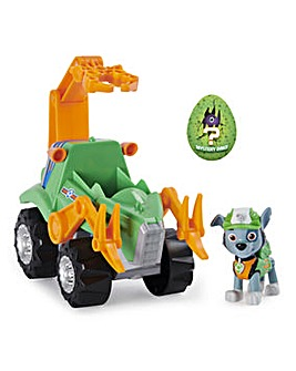 Paw Patrol Dino Rescue Deluxe Vehicles Rocky