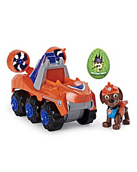 Paw Patrol Dino Rescue Deluxe Vehicles Zuma