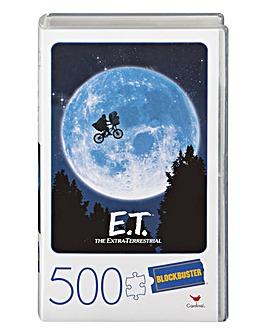 500pc VHS E.T.