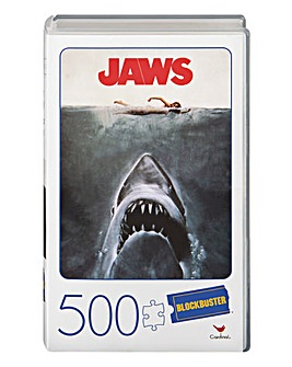 500pc VHS Jaws