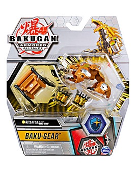 Ultra Bakugan with Battle Gear