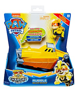 Paw Patrol Mighty Pups Charged Up Vehicle Rubble