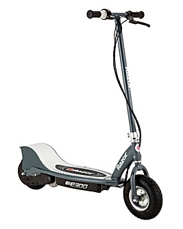 Razor E300 Electric Scooter 24 Volt Scooter - Matte Grey