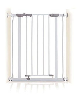 Dreambaby Ava Slimline Safety Gate Pressure Mounted - White