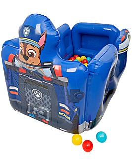 Paw Patrol Chase Vehicle Ball Pit