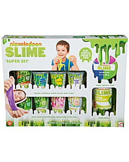 Nickelodeon Super Slime 12pc