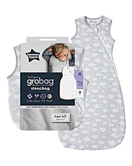 Tommee Tippee The Original Grobag Happy Clouds Sleepbag 2.5Tog 6-18m