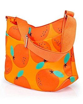 Cosatto Changing Bag - So Orangey