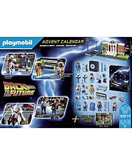 Back to the Future Advent Calendar