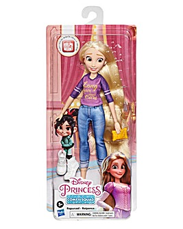 Disney Princess Comfy Squad Rapunzel Fashion Doll