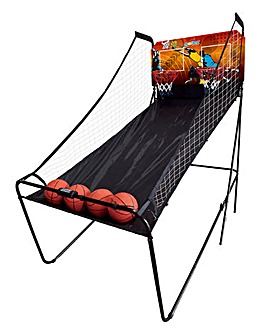 Foldable Basketball 2 Player Arcade Game Table