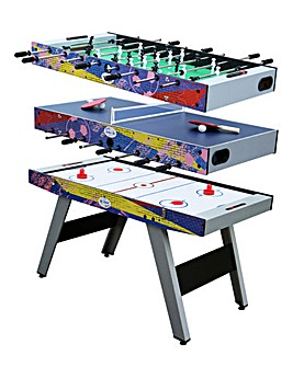 3 in 1 Multi-Function Games Table