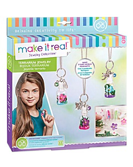 Make It Real Terrarium Jewellery