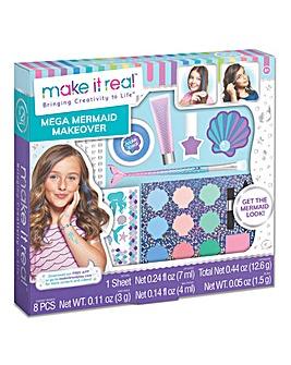 Make It Real Mega Mermaid Makeover