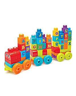 Mega Bloks ABC Train 50 pcs