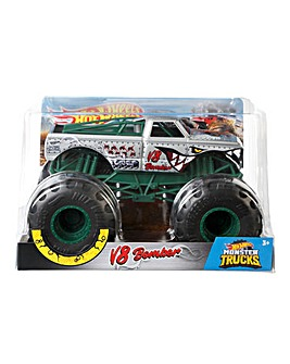 Hot Wheels Monster Truck 1.24 Scale Asst
