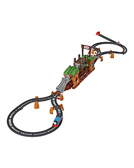 Thomas The Tank Trackmaster Motorised Walking Bridge Set