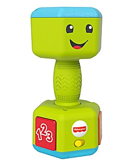 Fisher Price Laugh & Learn Dumbell