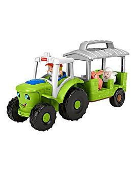 Little People Farm Tractor