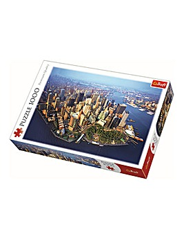 Trefl 1000pcs New York Puzzle