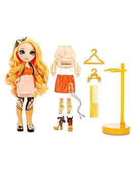 Rainbow High Fashion Doll- Poppy Rowan