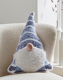 Grey Nordic Gonk Cushion 30 x 40cm