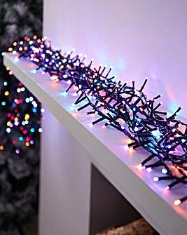 Rainbow LED Mains Lights