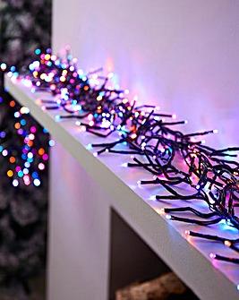 Rainbow LED Cluster Lights