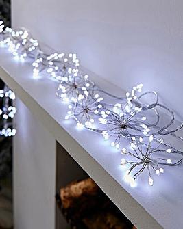 Starburst LED String Lights