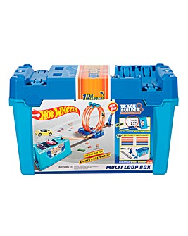 Hot Wheels Multi Loops Box