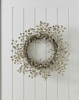 Star Wreath 45cm