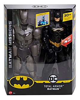 "Batman Missions 12"" Lights & Sounds"