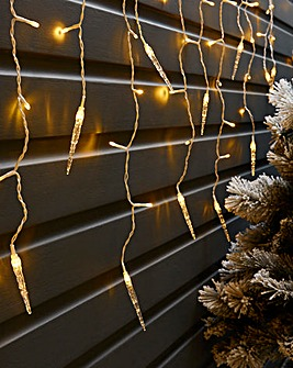 NOMA Outdoor Jack Frost Icicle Lights