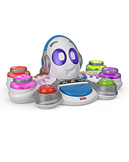 Fisher-Price Teach & Learn Rocktopus