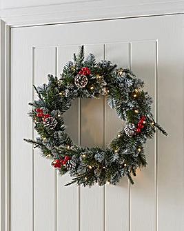 New Jersey Spruce 50cm Wreath