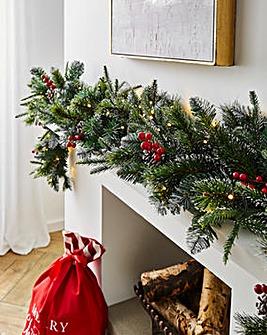 New Jersey Spruce 1.8m Garland