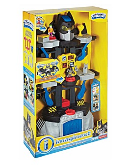Imaginext Transforming Batman Batcave