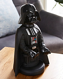 Star Wars Darth Vadar Cable Guy Phone Cable & Controller Holder