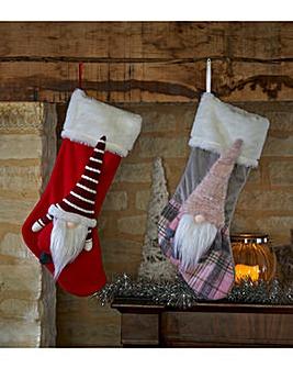 Gonk Christmas Stocking