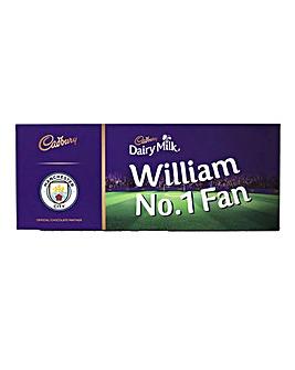 Cadburys Man City Football Bar
